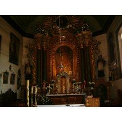 Zdjęcie ołtarza w Kościele