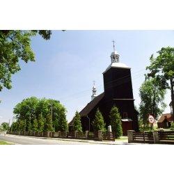 Zdjęcie kościoła w Grębaninie