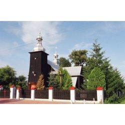Zdjęcie kościoła z boku