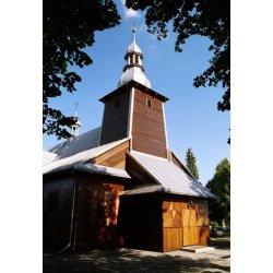 Zdjęcie kościoła od przodu