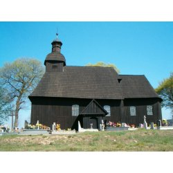 Boczne zdjęcie kościoła
