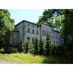 Zdjęcie pałacu w Słupi pod Kępnem